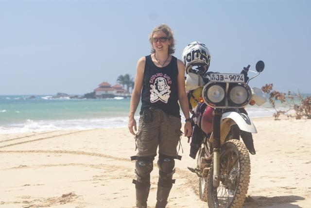 Aleksandra Trzaskowska, women ADV riders