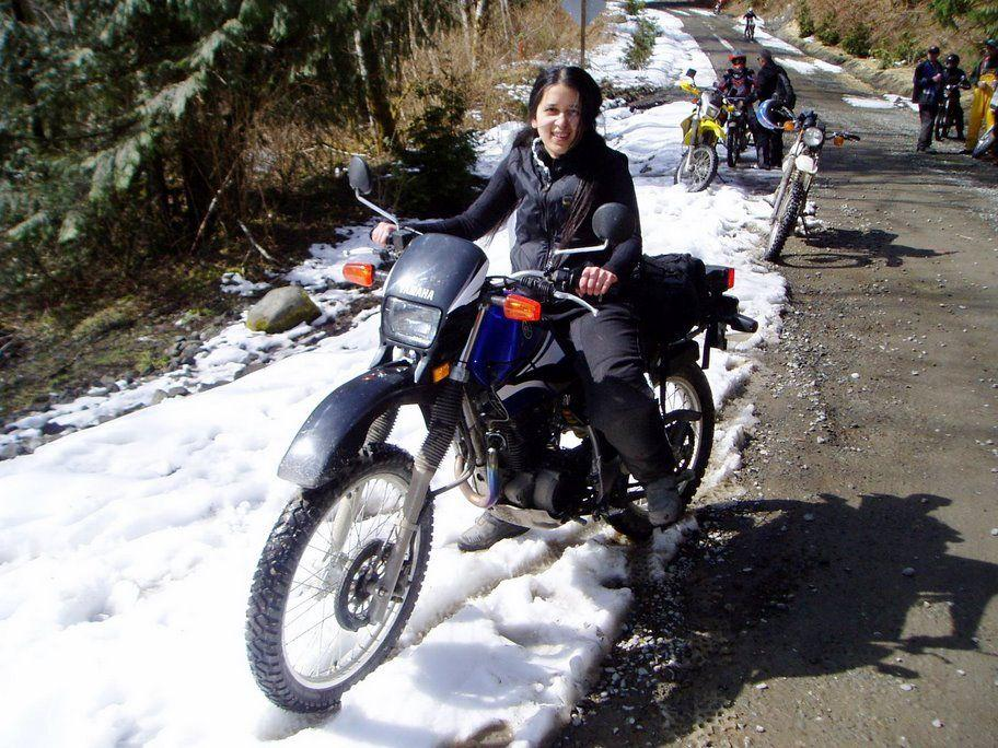 Rashmi Tambe, Global women who ride
