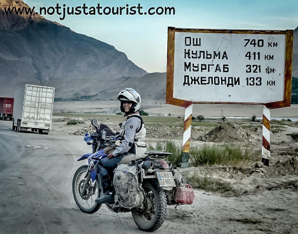 riding Iran