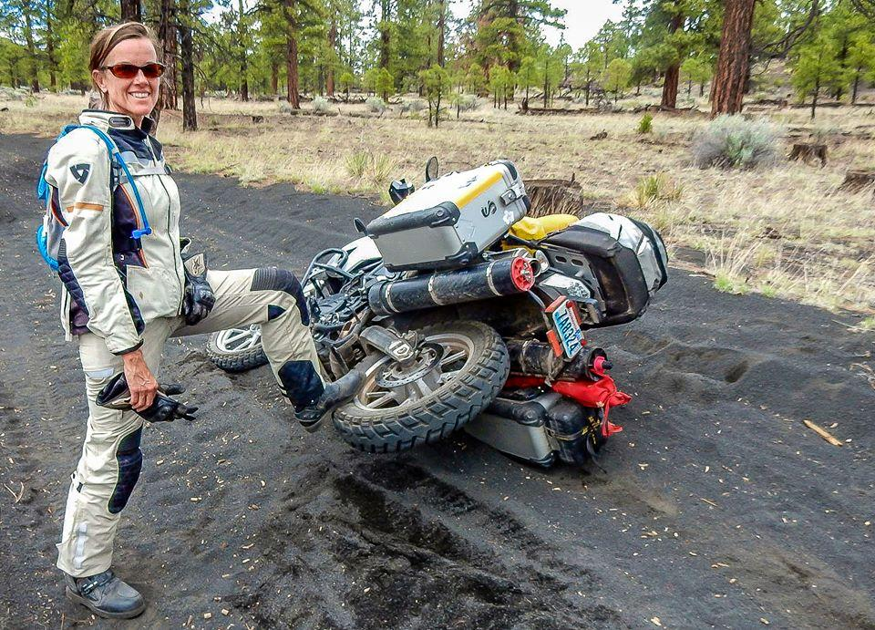 Conquering the Backcountry Discovery Route: Stephanie Terrien