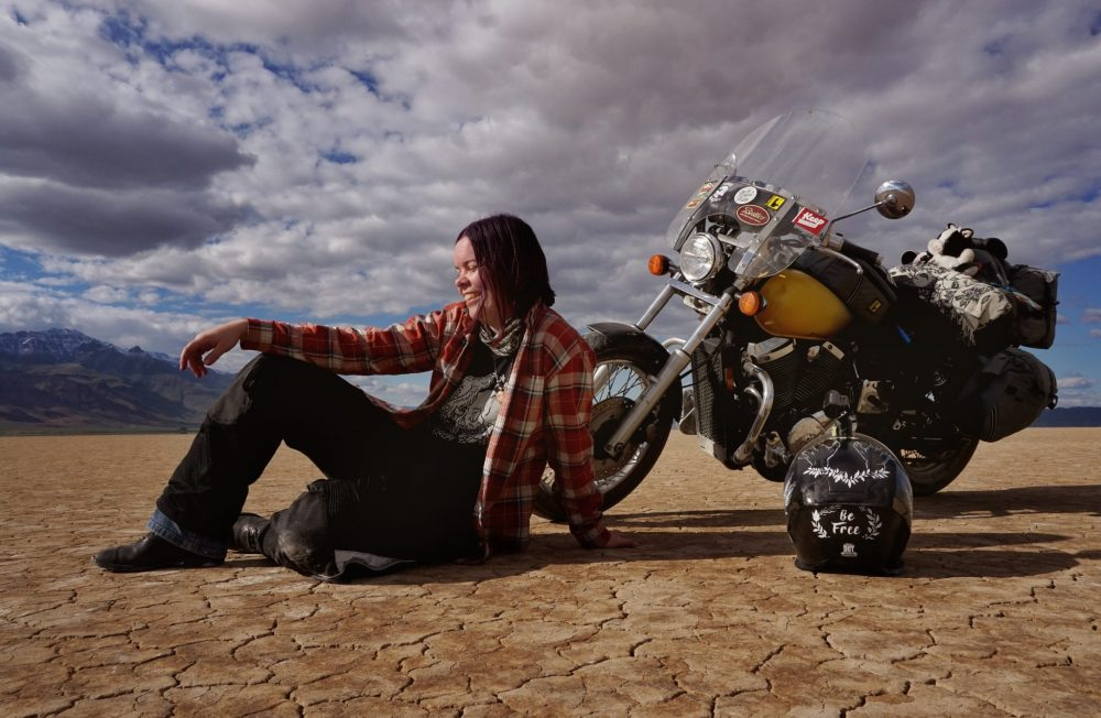Motorcycles and art