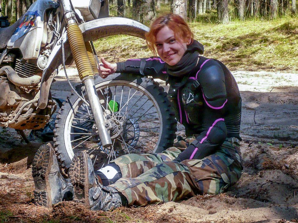 riding and femininity