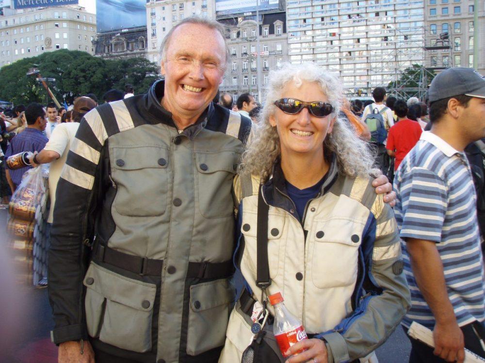 Ken and Carol Duval