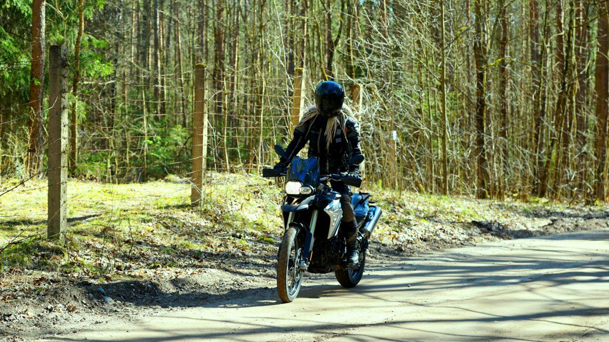 riding and social media