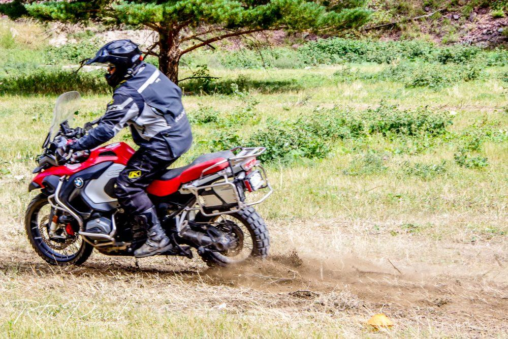 intermediate adventure motorcycle training