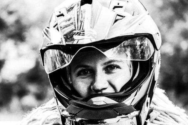 motorcycle helmet skincare
