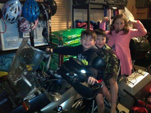 Lex's Garage
