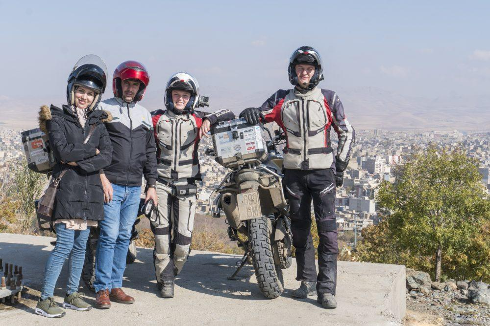 riding Iran www.womenadvriders.com