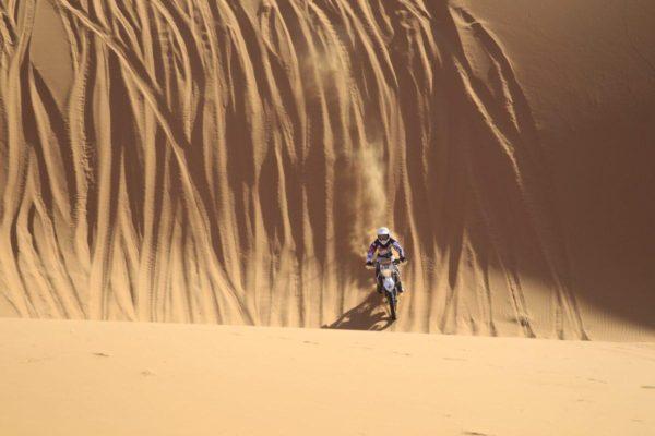 female Dakar rider