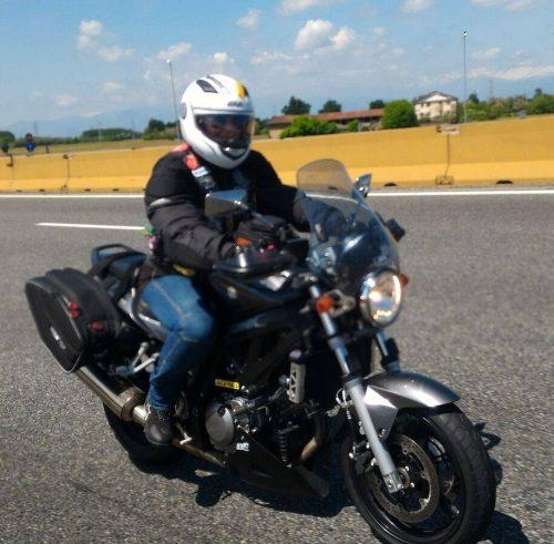 From Pillion to Pilot