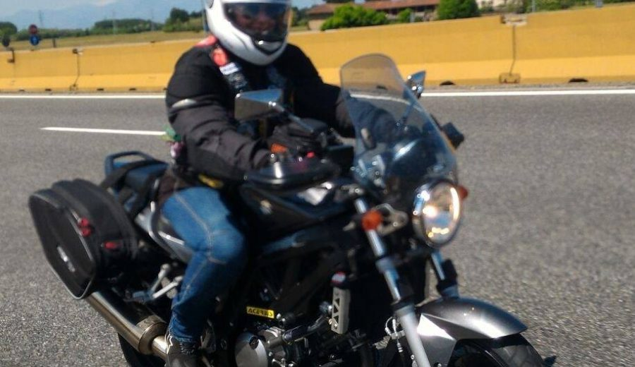 pillion to pilot