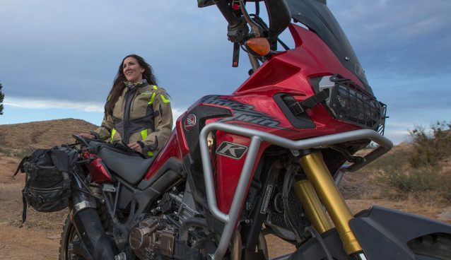 Women's Adventure Motorcycle Gear: What to Choose