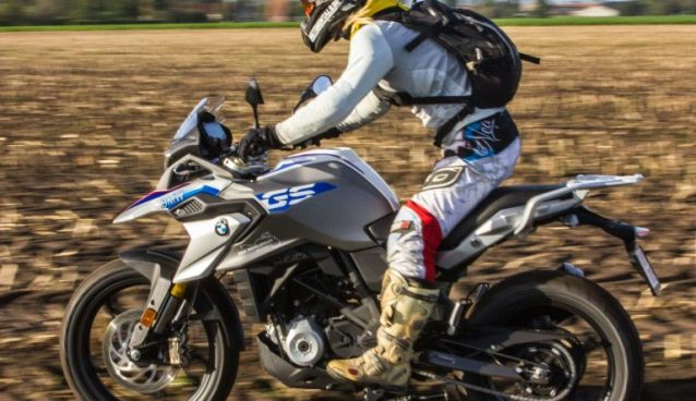 BMW G310GS Review