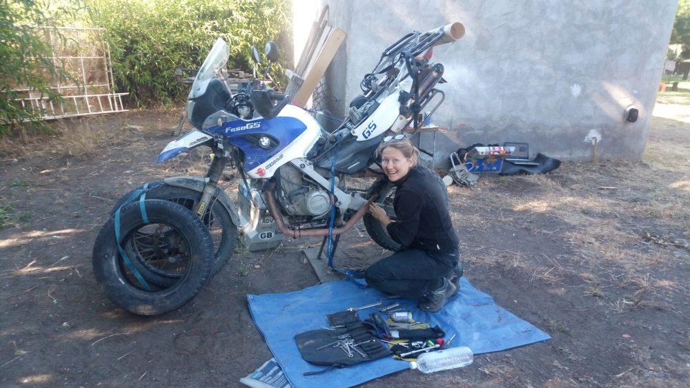 Knowing How To Use Your Tools www.womenadvriders.com