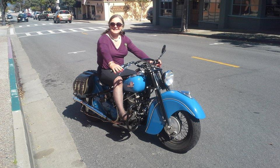 Women Riders World Relay www.womenadvriders.com