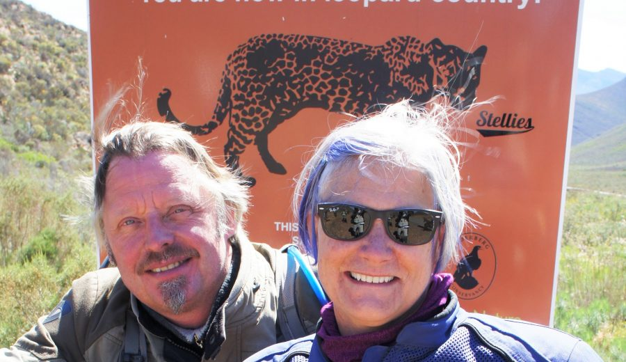 Riding with Charley Boorman