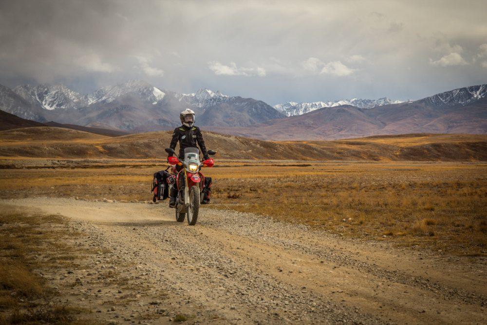Marta's Motorcycle Adventure www.womenadvriders.com