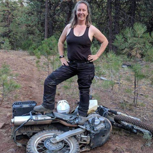 off road motorcycling is like parenting