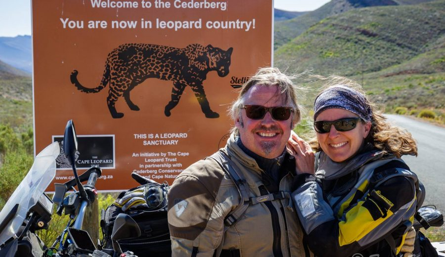 Riding Africa with Charley Boorman www.womenadvriders.com