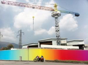IT-on the road rainbow-insta