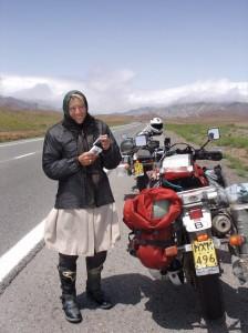 MMM2007-Iran-Trui and bikes